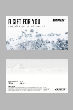 Gift Card Let it snow