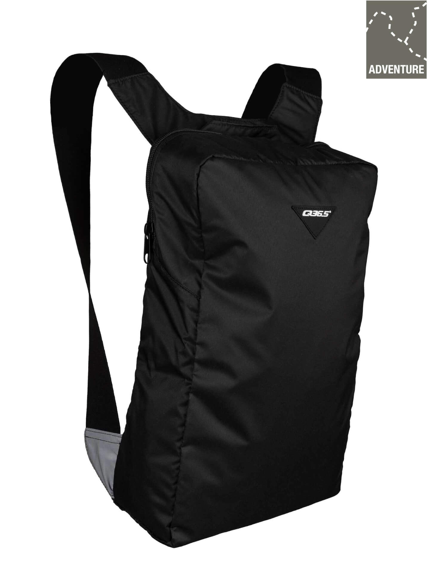 cycling backpack adventure black