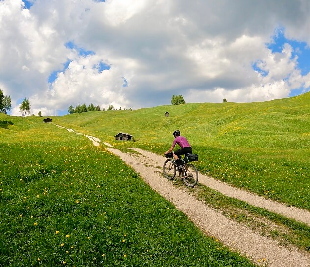 Environmental commitment & bicycle travel