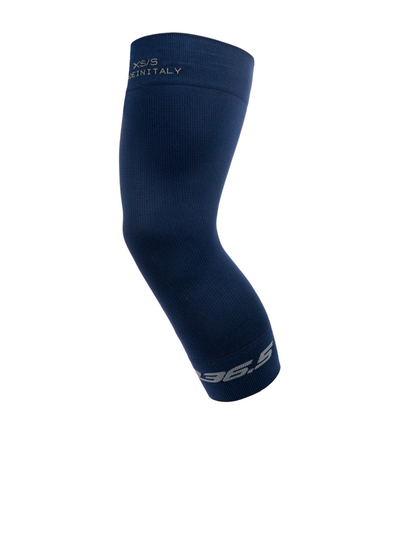 Ginocchiere gambali ciclismo Sun&Air Q36.5 blu navy