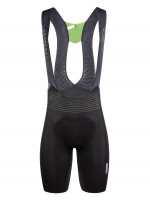 Mens cycling bib shorts Unique - 001X