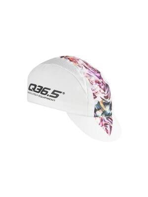 Cappellino ciclismo donna estivo L1 Rose 3D Q36.5