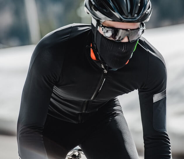 winter cycling clothing
