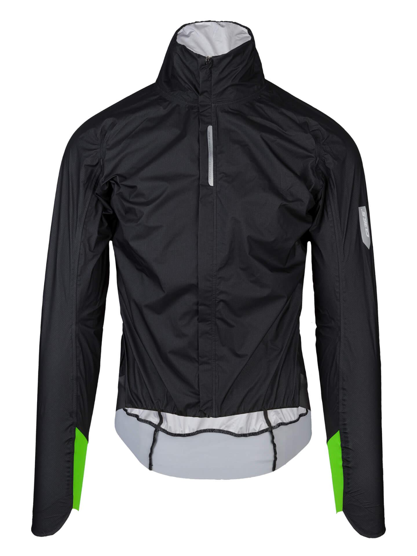 R.Shell Protection X, veste de pluie vélo noir