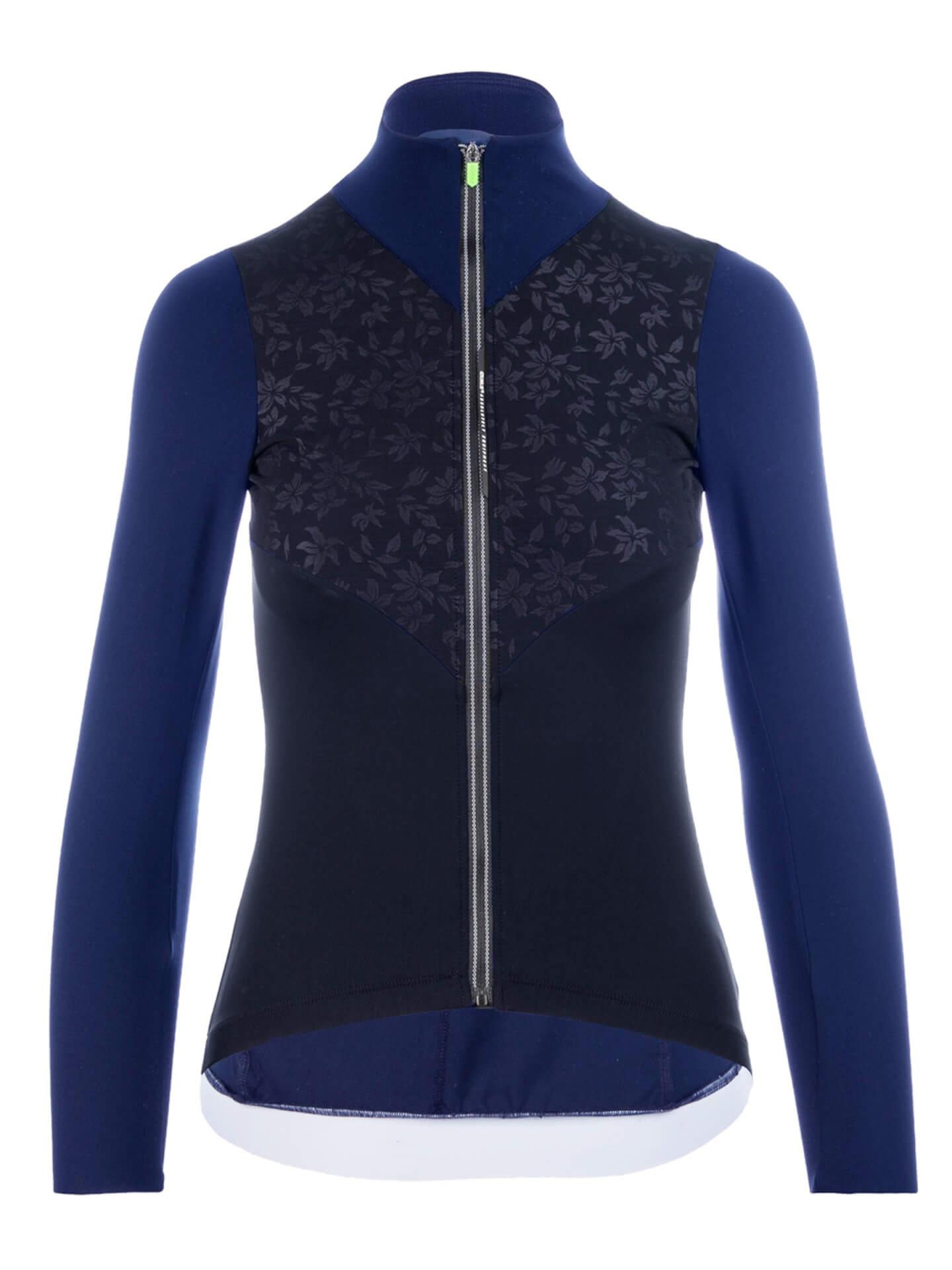 maglia ciclismo donna maniche lunghe 042W.9