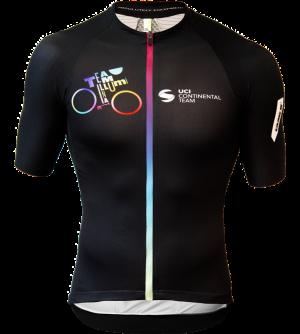Maglia ciclismo uomo Team Illuminate Q36.5