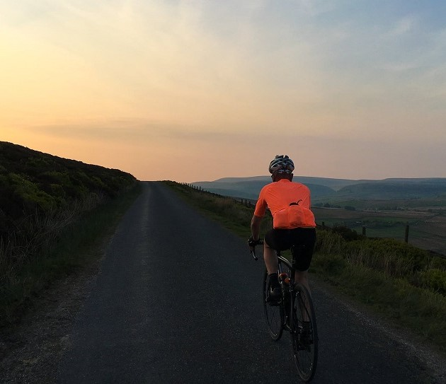 Cycling Route from UK: Peak District Century