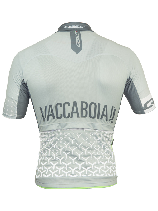 Jersey Short Sleeve Vaccaboia