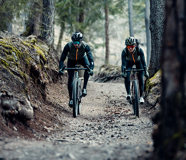 gravel training camp / cycling holiday