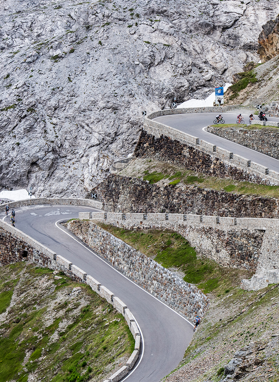 cycling tour dolomites challenge