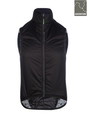 Mens adventure cycling insulation vest black Q36.5 - 061X.2