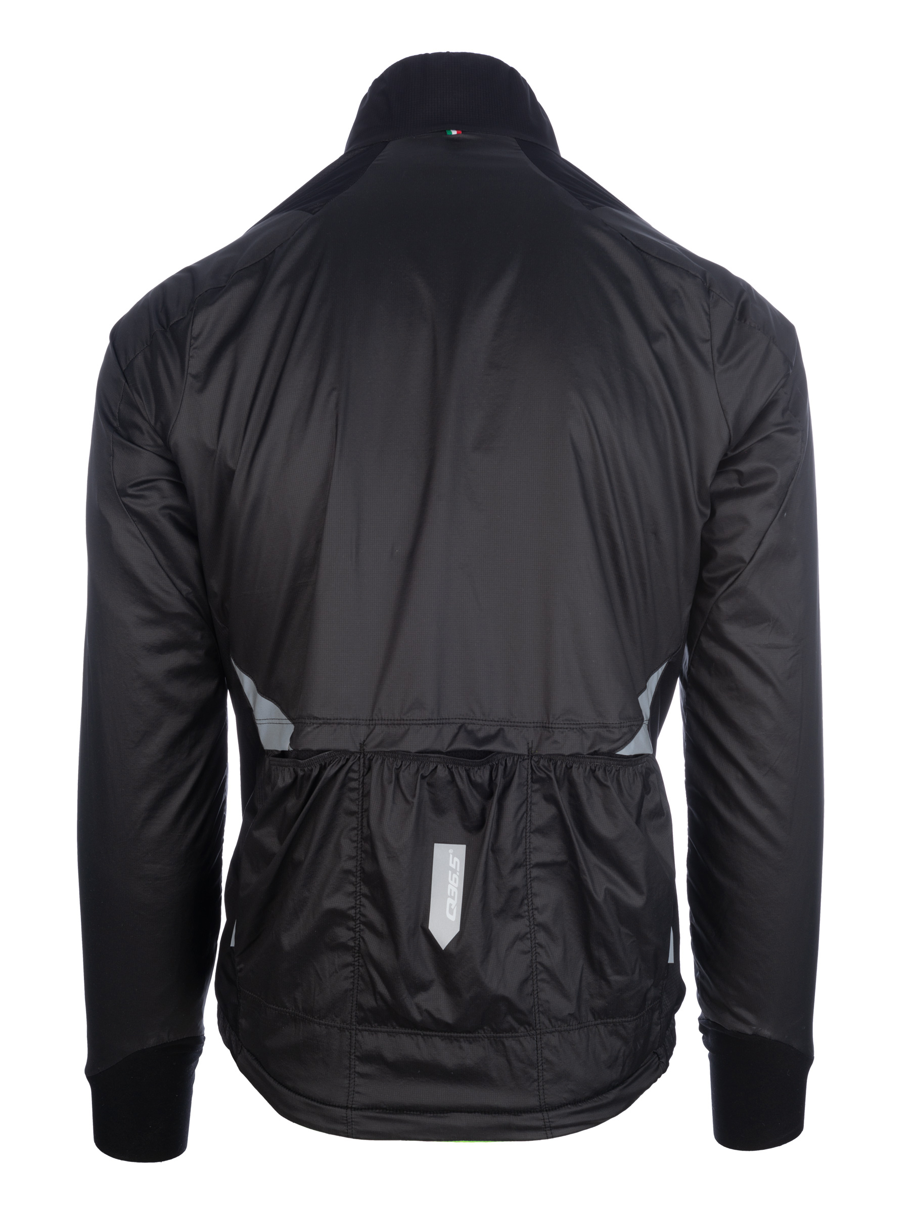 Adventure winter jacket black