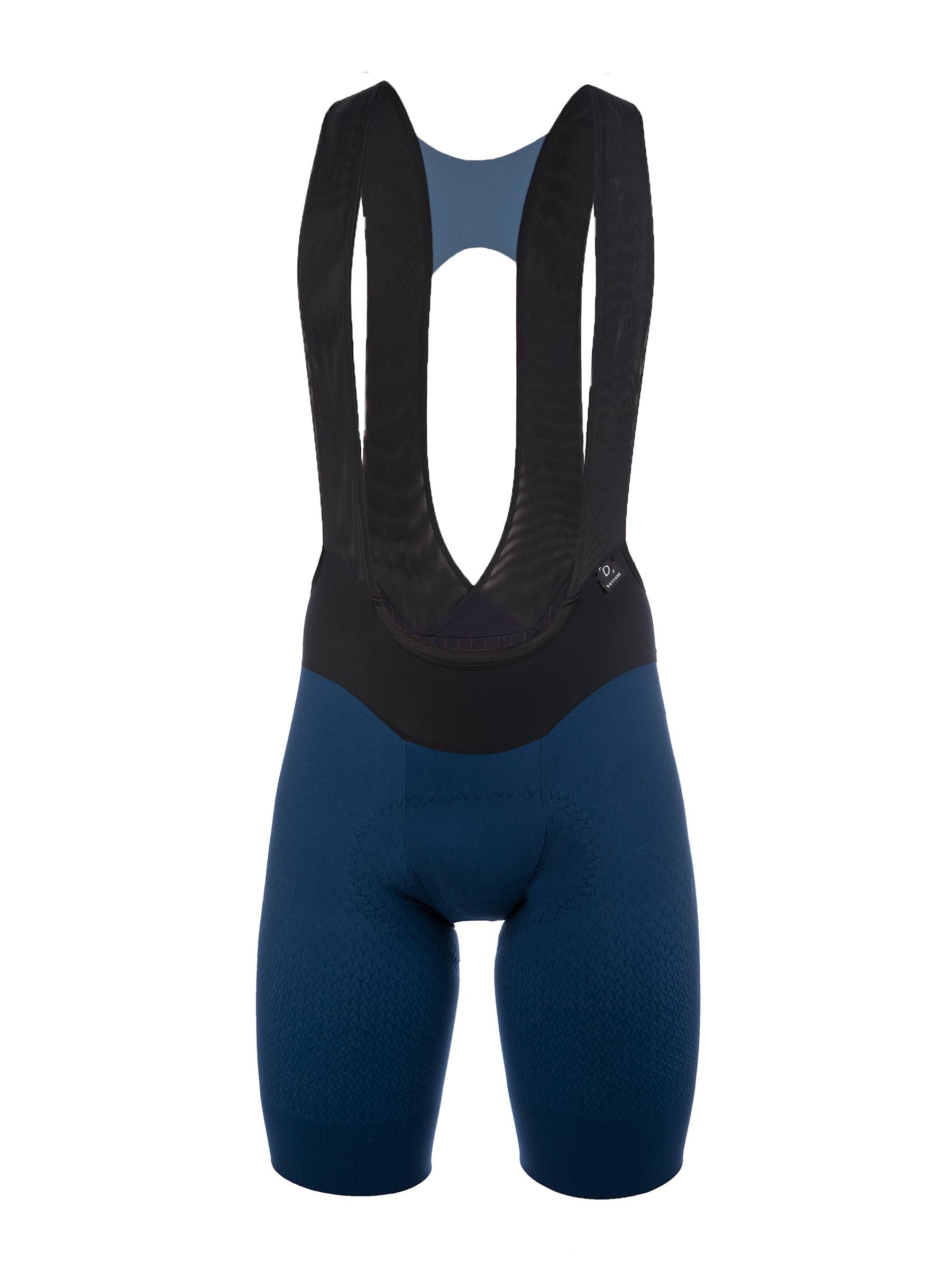 mens cycling bib shorts dottore classic navy blue