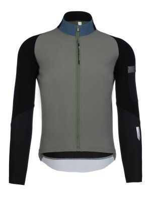 mens-cycling-jersey-hybrid-que-x-olive