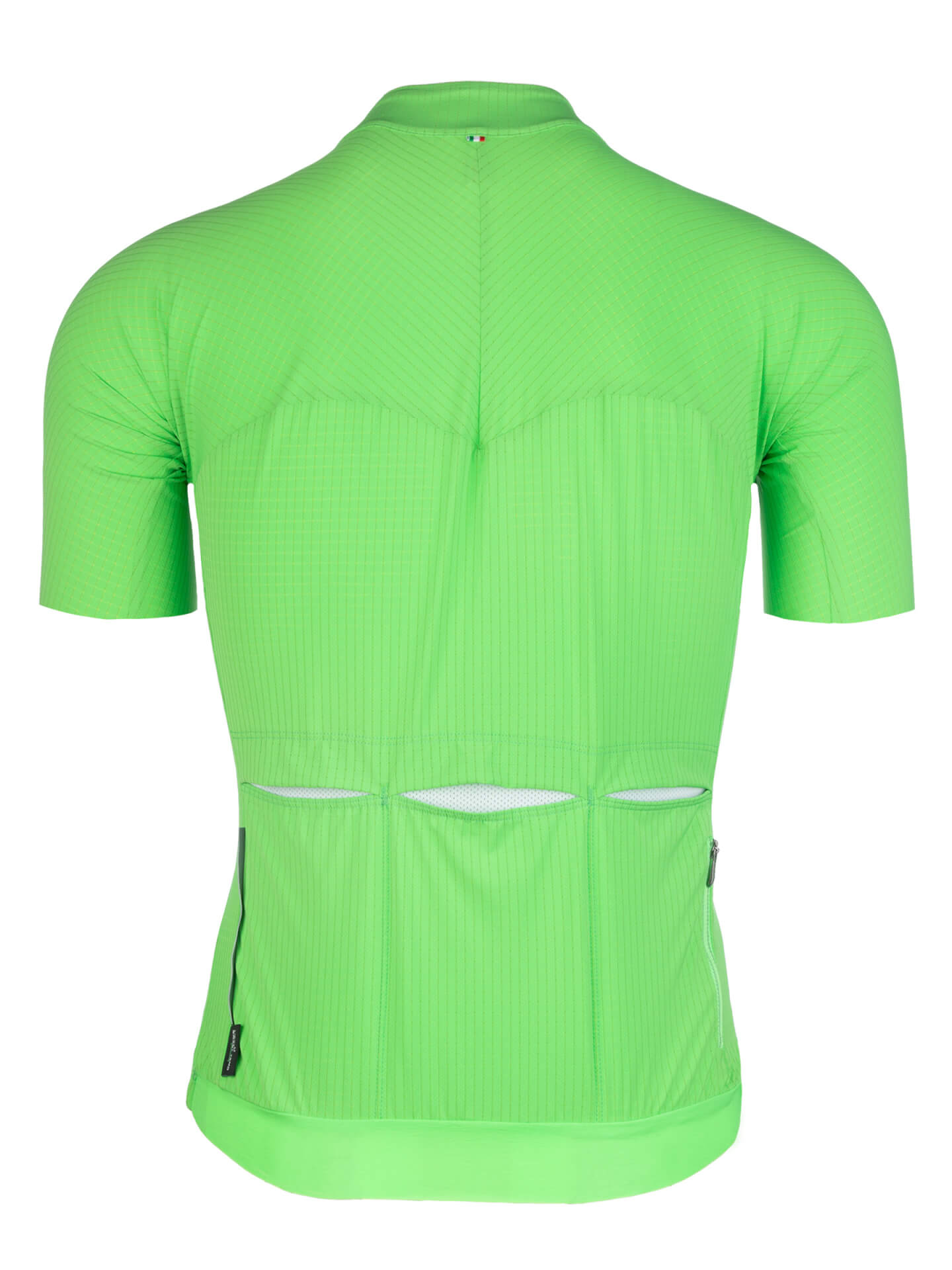 Maillot manches courtes L1 Pinstripe X vert