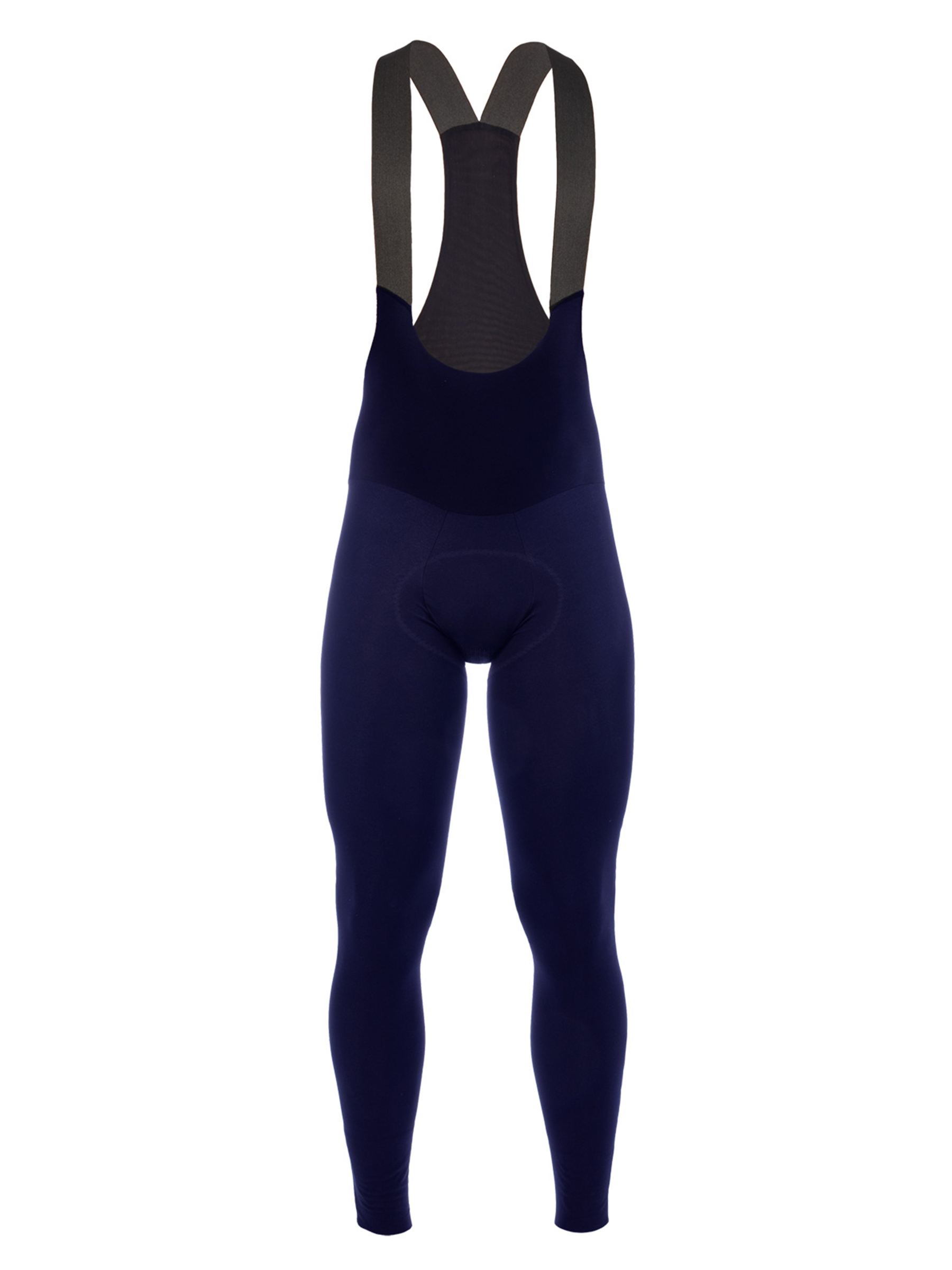 mens cycling tights Long Salopette L1 navy blue Q36.5 - 010X.9