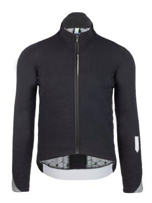 Giacca ciclismo termica Interval nera 051.2