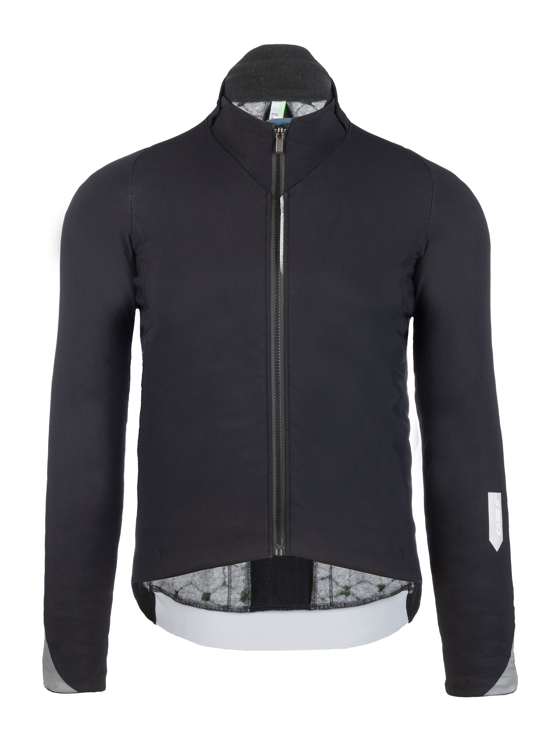 Mens cycling thermal jacket Interval Termica - 051.2 - black