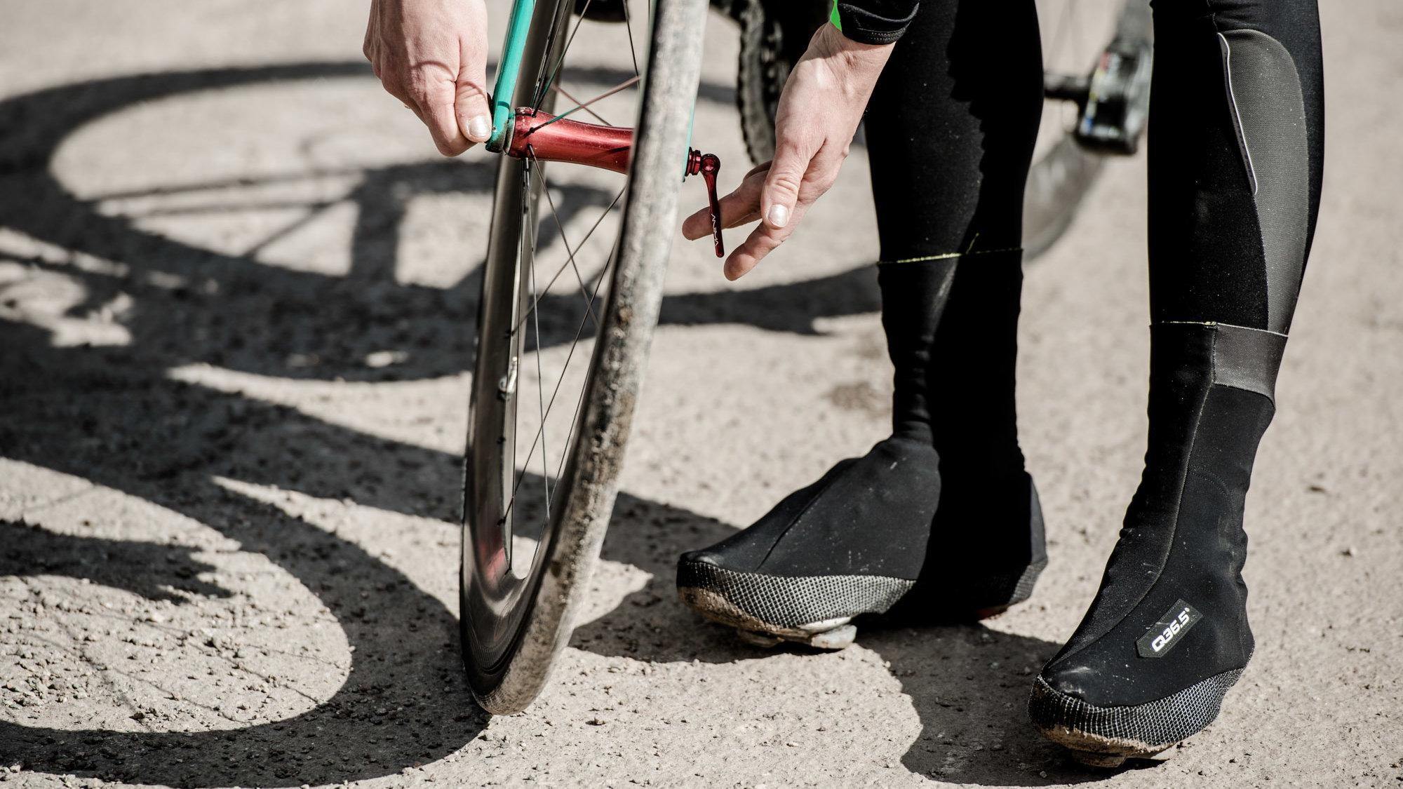 Copriscarpe Ciclismo