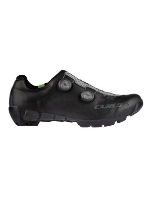 Zapatillas ciclismo MTB / gravel UNIQUE Adventure negras-301.2