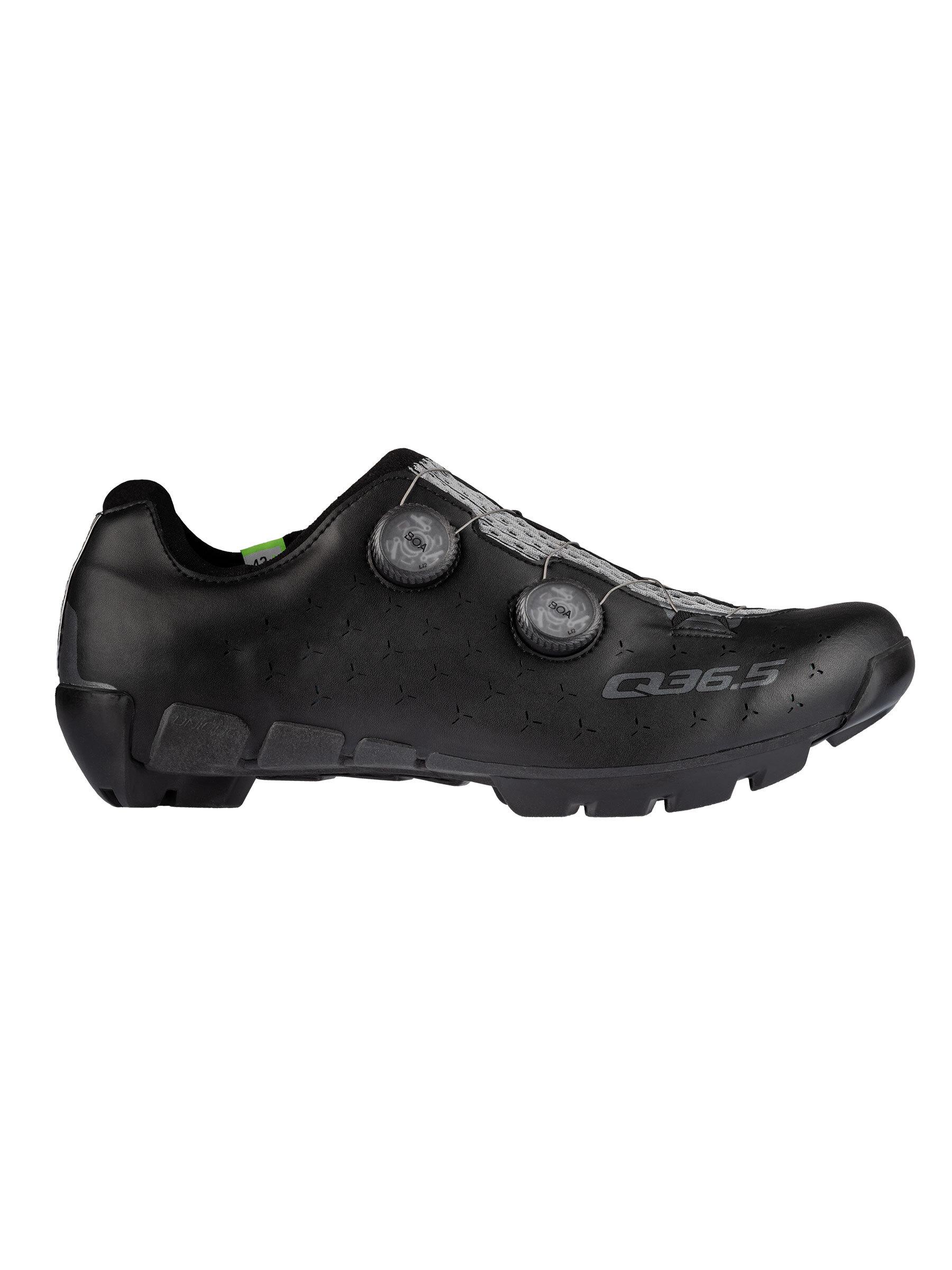 cycling shoes mtb gravel Unique Adventure black 301.2
