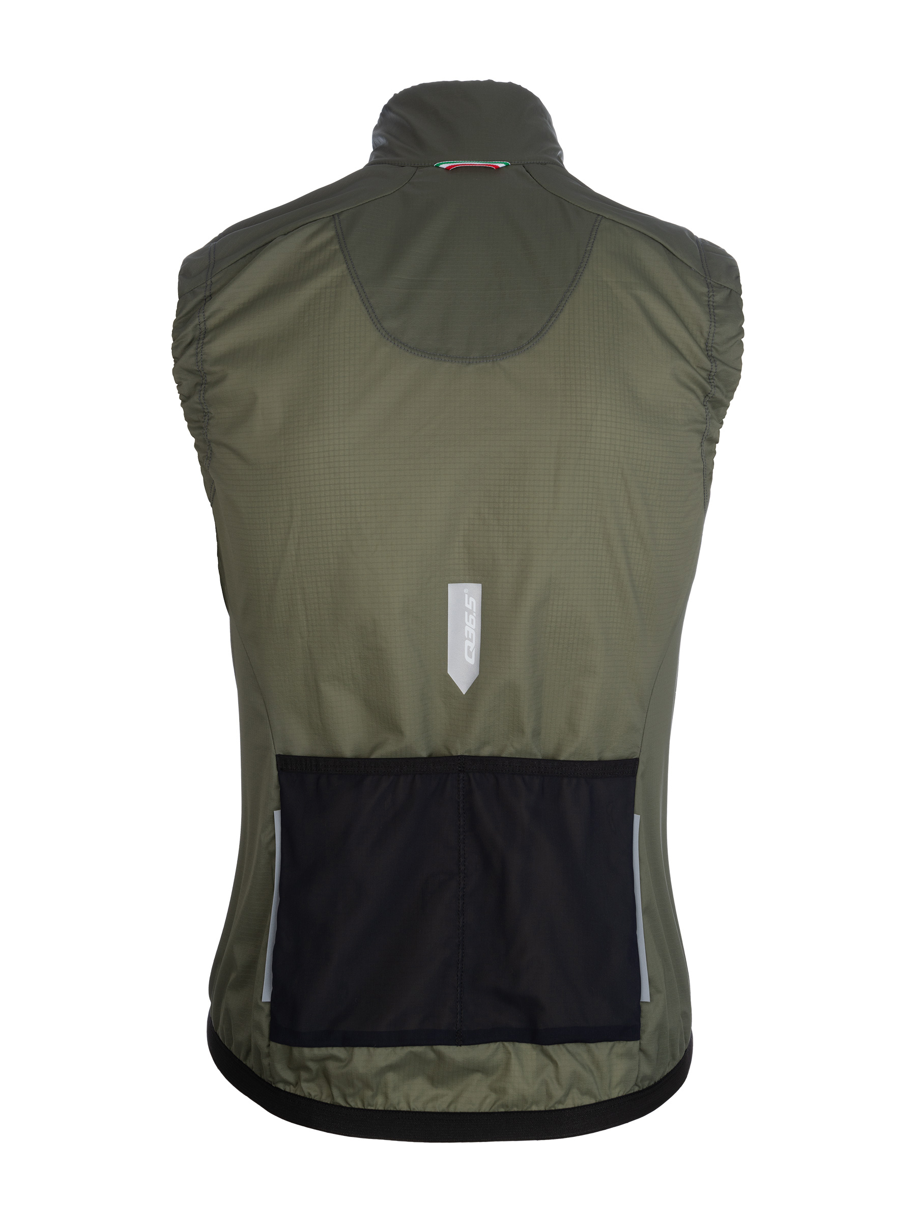 Gilet Adventure Insulation donna verde oliva