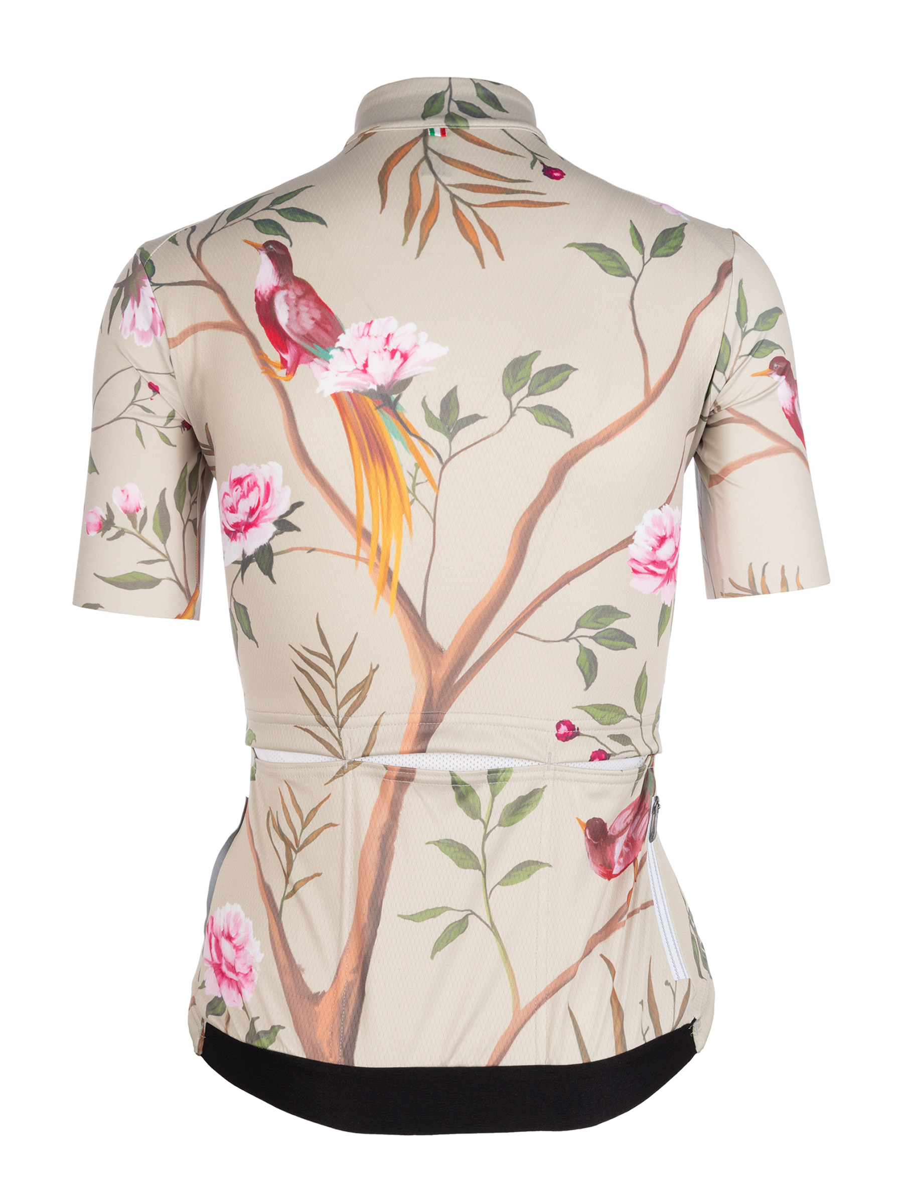 Jersey Short Sleeve G1 Woman Japanese Garden