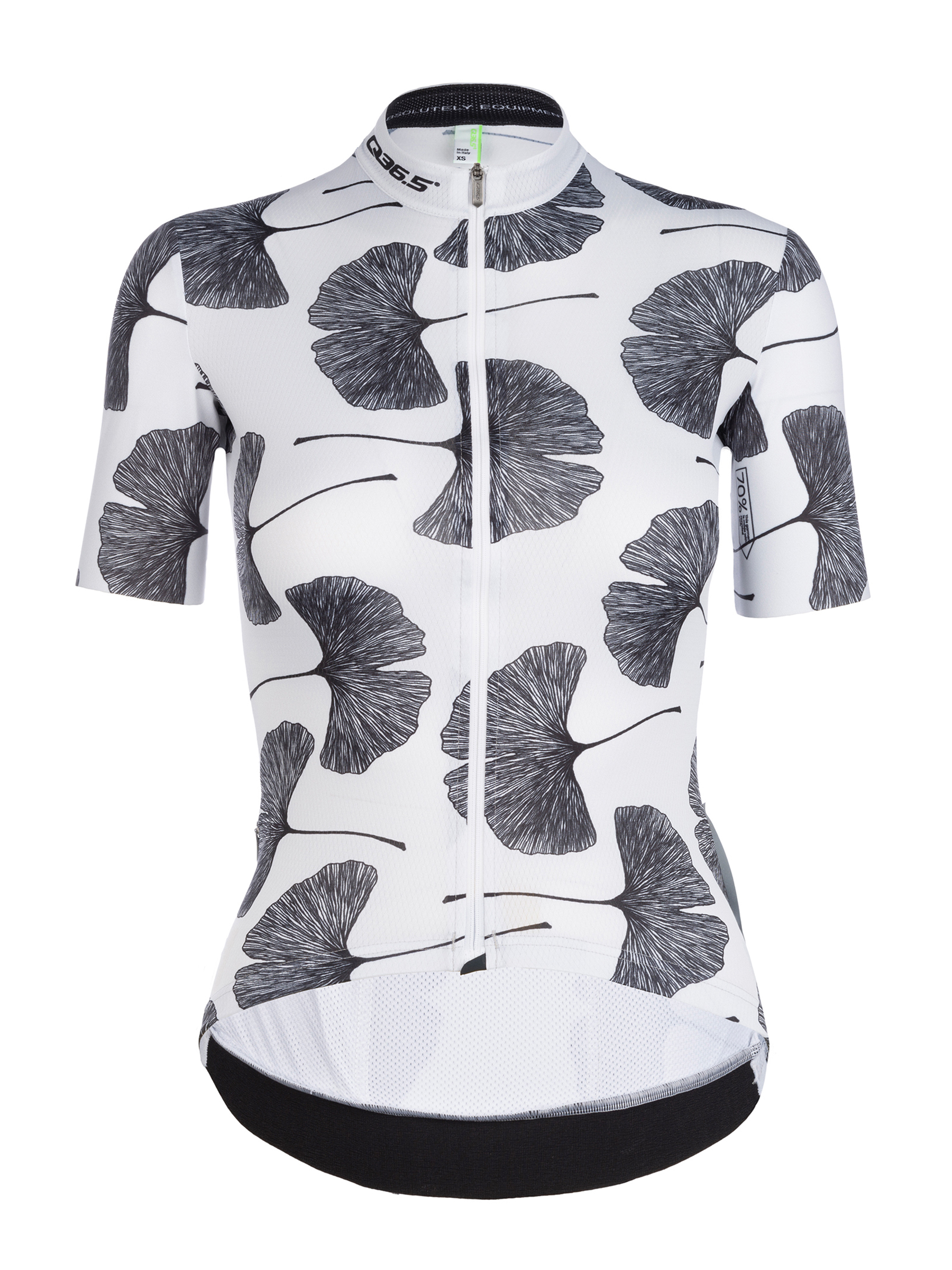 Womens cycling jersey short sleeve G1 Ginko Q36.5