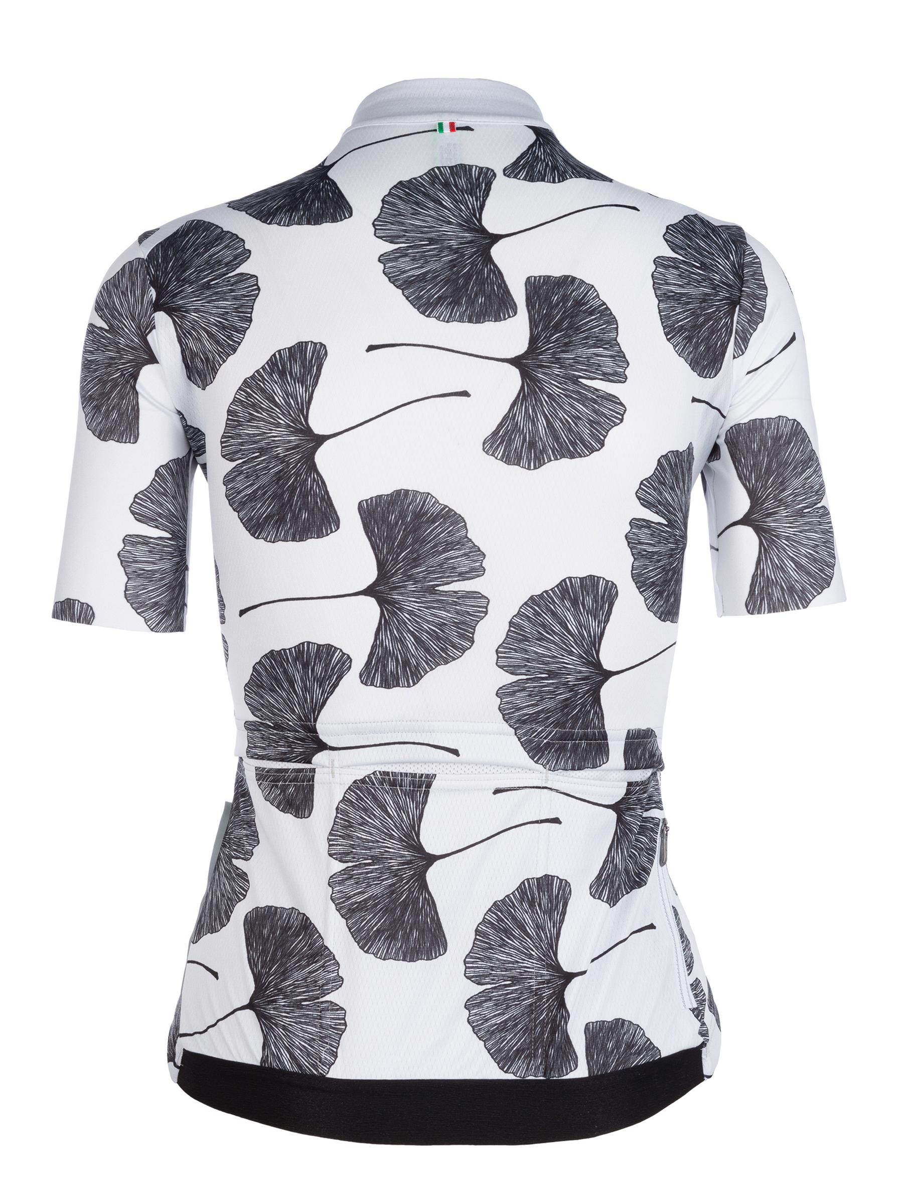 Jersey Short Sleeve G1 Woman Ginkgo