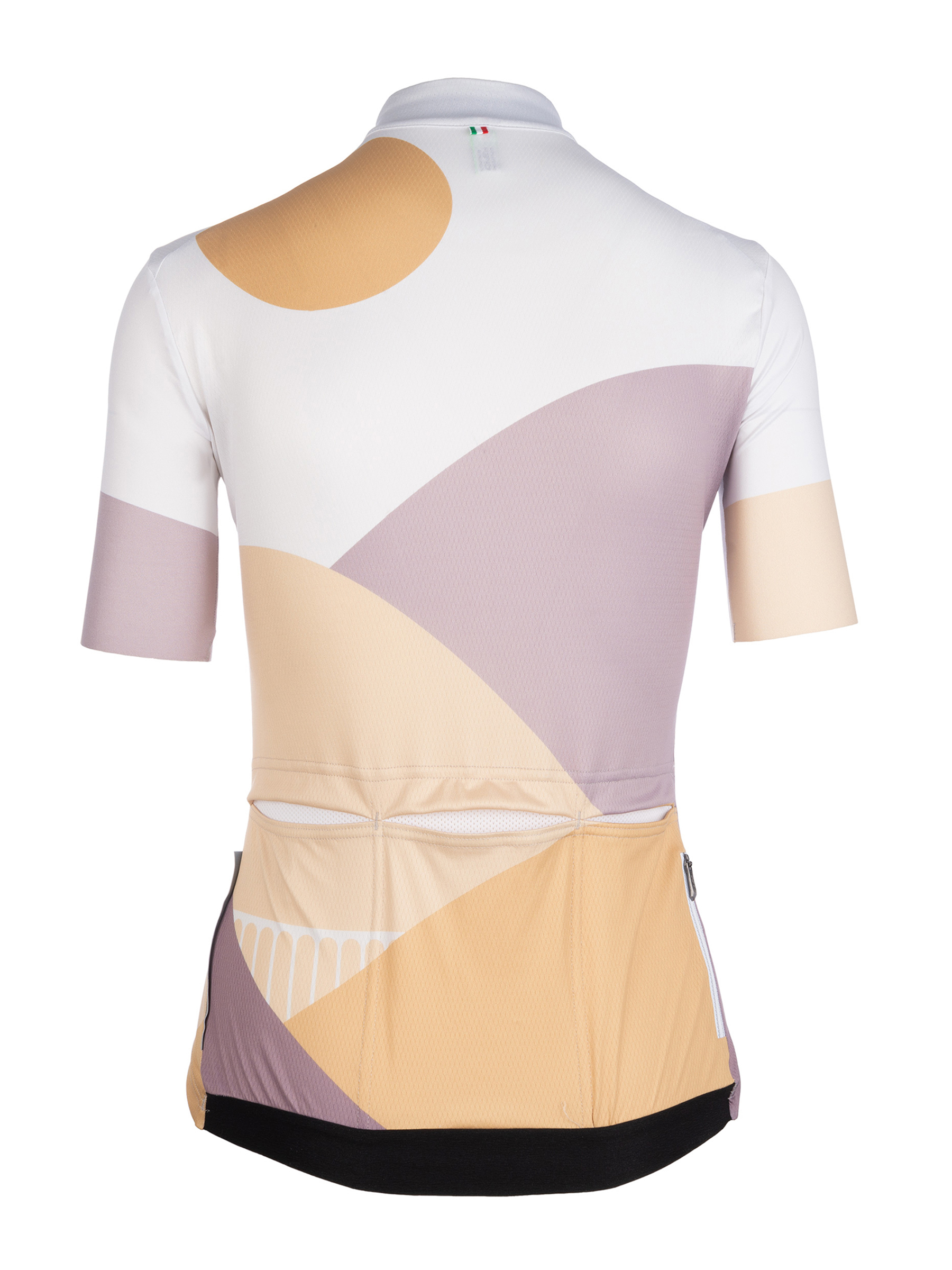 Maillot manches courtes G1 Woman Globe Trotter