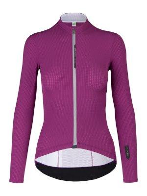 women scycling jersey pinstripe x purple 027x.11