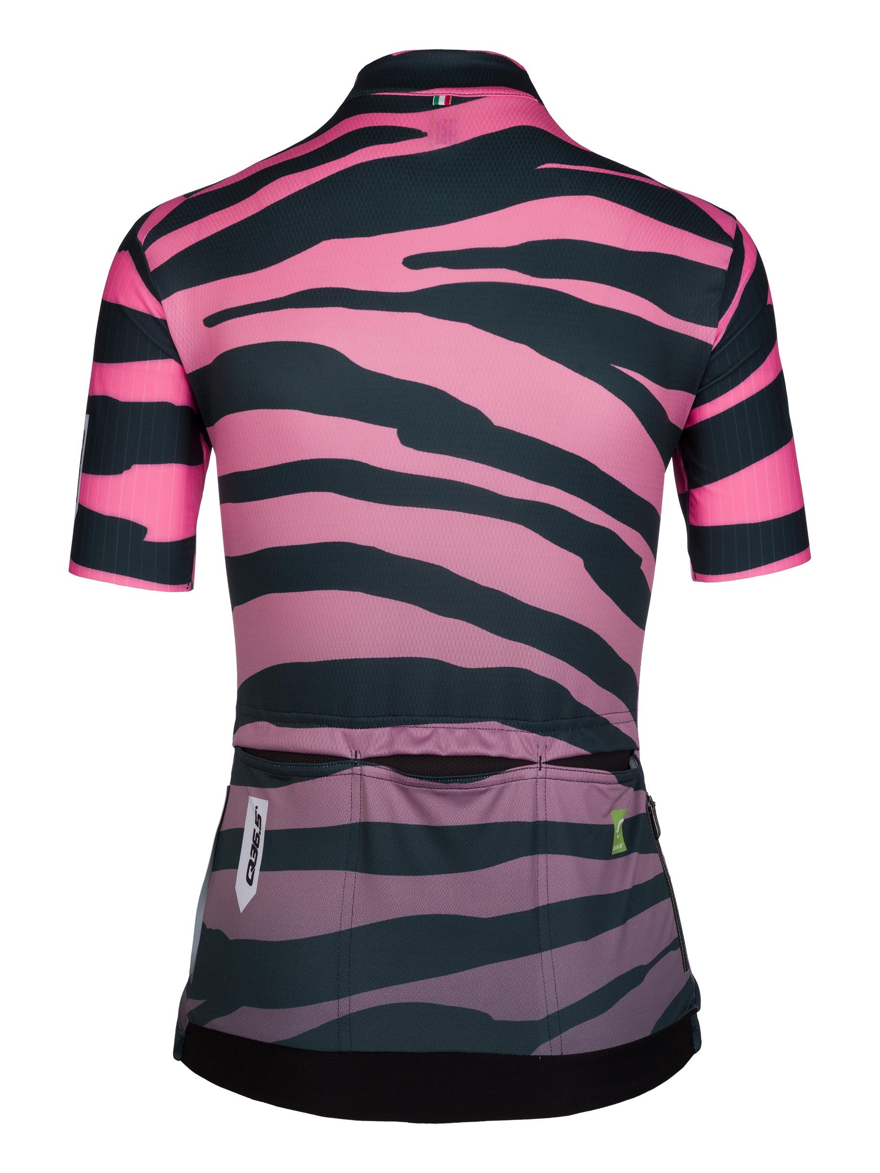 Short sleeve G1 woman jersey Tiger pink