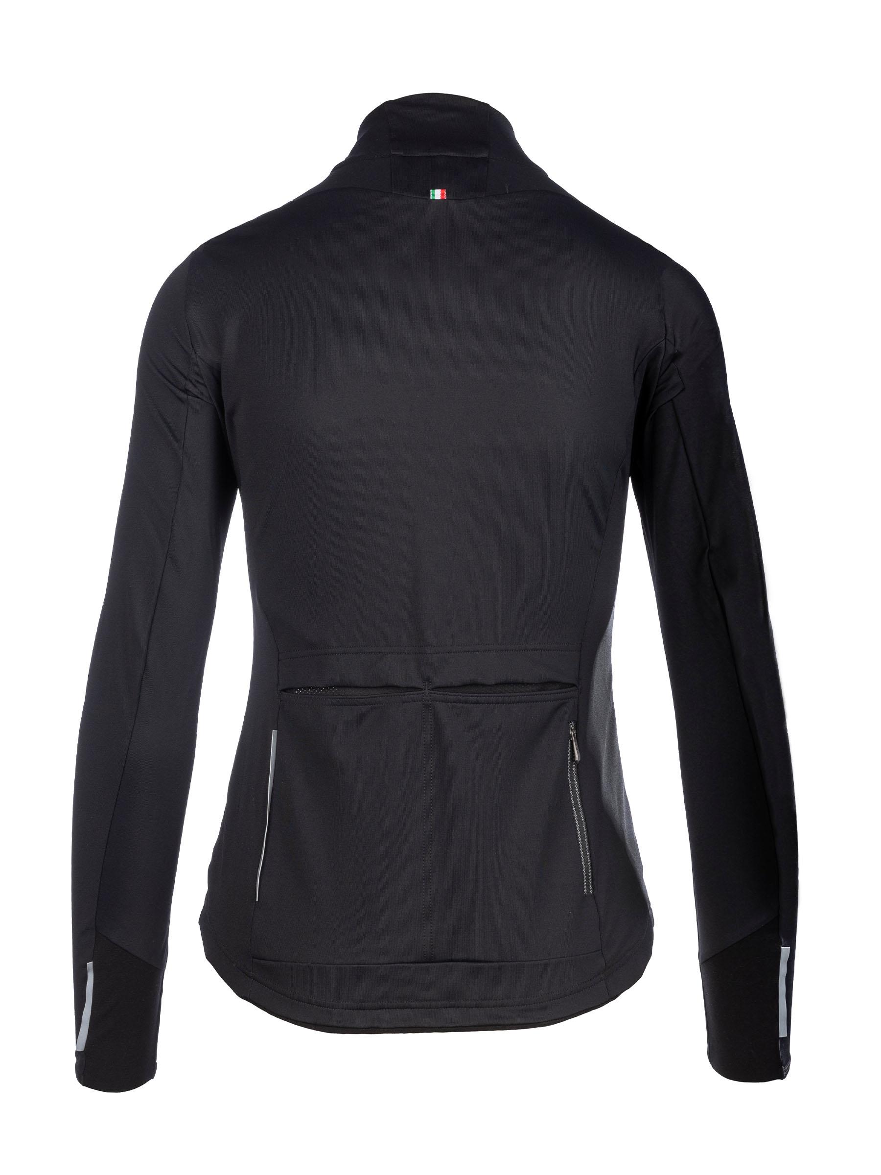 Chaqueta Hybrid Jacket Lady negra