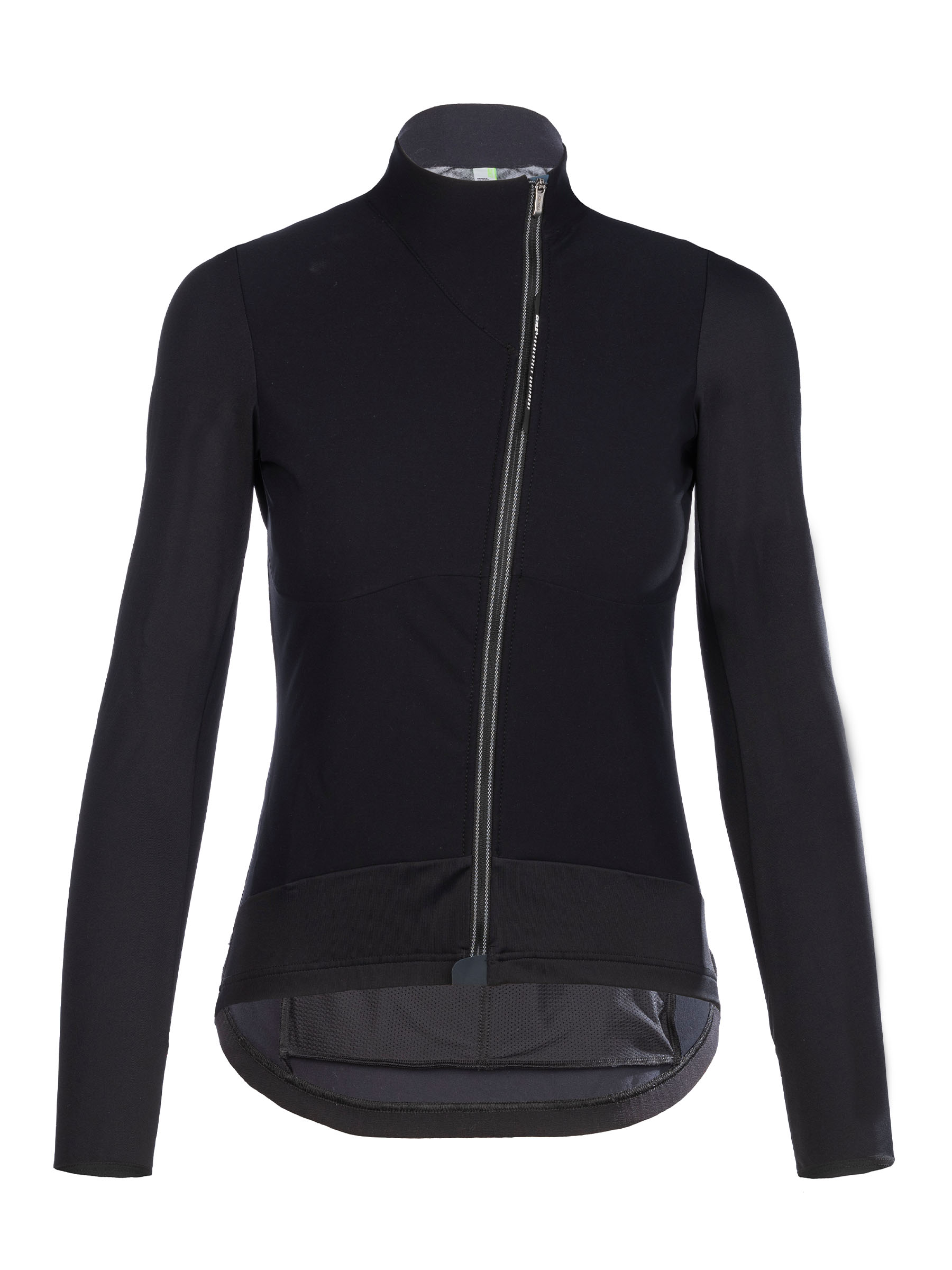 Chaqueta ciclismo mujer Hybrid Jacket Lady negra
